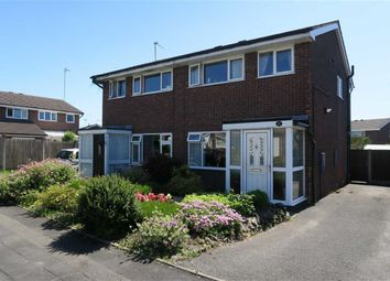 Thumbnail 3 bed semi-detached house for sale in Ness Grove, Cheadle, Stoke-On-Trent