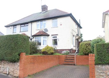 Thumbnail 3 bed semi-detached house for sale in Station Road, Sutton-In-Ashfield