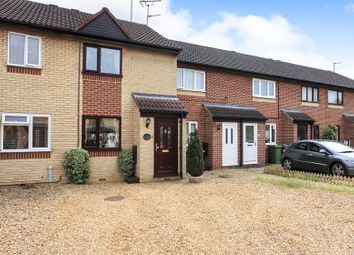 Thumbnail 2 bed terraced house for sale in Seymour Place, Paston, Peterborough