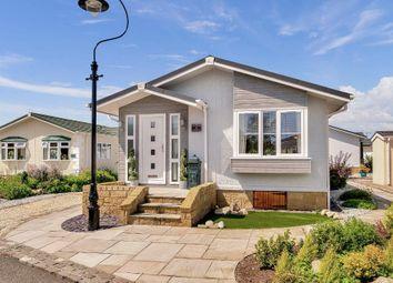 Thumbnail 2 bed mobile/park home for sale in Deer Ridge Drive, Red Deer Village, Stepps