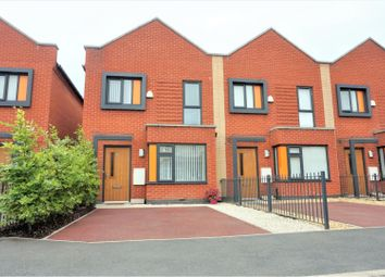 Thumbnail 3 bed mews house for sale in Brown Street, Salford
