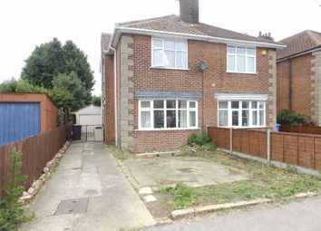 Thumbnail 3 bed semi-detached house for sale in Whitby Road, Ipswich, Suffolk