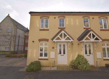 Thumbnail 2 bed semi-detached house for sale in Shepherds Walk, Bradley Stoke, Bristol