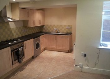 Thumbnail 2 bed flat to rent in Flat 1, University Road, Leicester