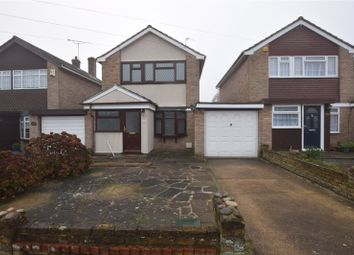 Thumbnail 3 bed link-detached house to rent in Fourth Avenue, Wickford, Essex