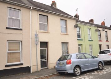 Thumbnail 2 bed terraced house for sale in St. Davids Street, Carmarthen