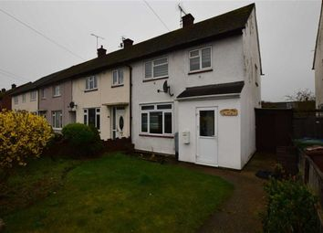 Thumbnail 2 bed end terrace house to rent in Foyle Drive, South Ockendon, Essex