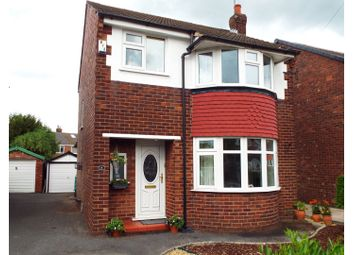 Thumbnail 3 bed detached house for sale in Monsal Avenue, Offerton