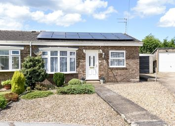 Thumbnail 2 bed bungalow for sale in Northfield Road, Market Weighton, York