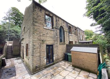 Thumbnail 2 bed semi-detached house for sale in North Road, Kirkburton, Huddersfield