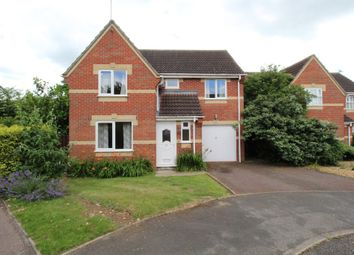 Thumbnail 4 bed detached house to rent in Frankland Walk, Ely