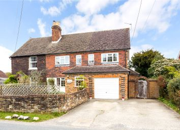 Thumbnail 4 bed semi-detached house for sale in South View, Park Street, Slinfold, Horsham