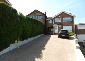 Thumbnail 4 bed detached house for sale in Freda Close, Carlton, Nottingham