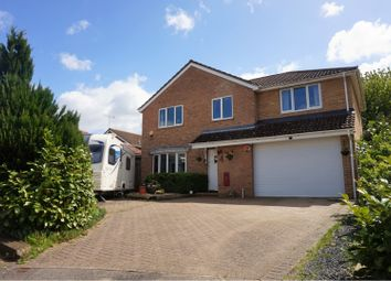 Thumbnail 5 bed detached house for sale in Fienesgate, West Hunsbury