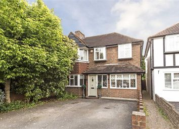 Thumbnail 4 bed semi-detached house for sale in Cypress Avenue, Whitton, Twickenham