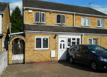 Thumbnail 3 bed semi-detached house to rent in Trenance Road, Exhall