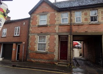 Thumbnail 3 bed town house for sale in Union Street, Ashbourne