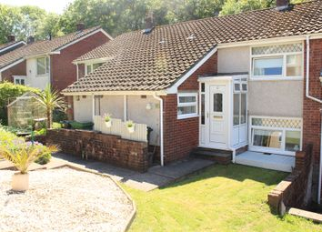 Thumbnail 3 bed terraced house for sale in Claerwen Drive, Cyncoed, Cardiff