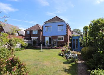Thumbnail 3 bed detached house for sale in Weavills Road, Fair Oak, Eastleigh