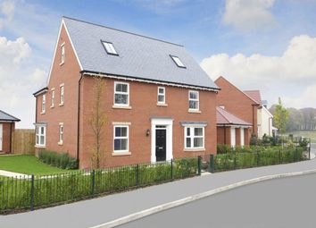 "Thumbnail 5 bed detached house for sale in ""Blackthorne"" at Driffield Road, Beverley"