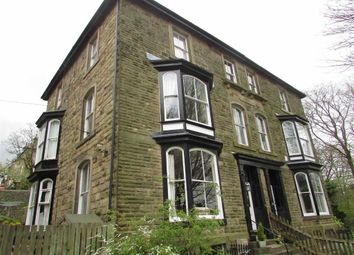 Thumbnail 3 bedroom flat for sale in Hartington Road, Buxton