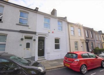 Thumbnail 4 bed terraced house for sale in Saltash Road, Keyham, Plymouth