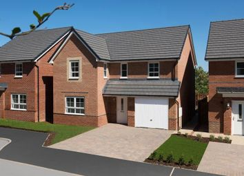 "Thumbnail 4 bedroom detached house for sale in ""Hale"" at Lukes Lane, Hebburn"