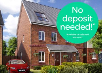 Thumbnail 3 bed semi-detached house to rent in Stamford, Hewell Grange
