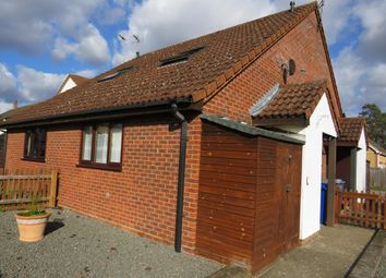 Thumbnail 1 bedroom bungalow to rent in Lark Road, Mildenhall, Bury St. Edmunds