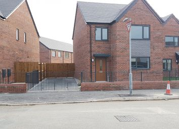 Thumbnail 4 bed detached house to rent in Clowes Street, Manchester