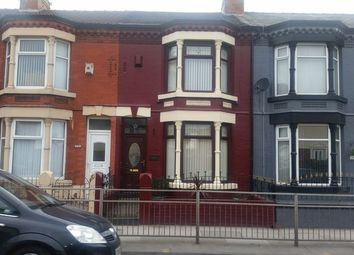 Thumbnail 3 bedroom terraced house for sale in Hawthorne Road, Bootle