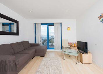Thumbnail 1 bed flat to rent in Westgate Apartments, 14 Western Gateway, Royal Victoria Docks, Docklands