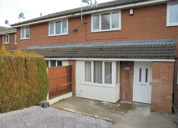 Thumbnail 2 bed mews house to rent in Cresswell Avenue, Chesterton, Newcastle Under Lyme