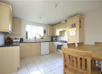 Thumbnail 4 bed detached house for sale in Brook Lane, Witney, Oxfordshire