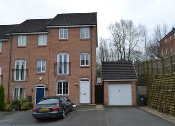 Thumbnail 4 bed town house for sale in Sorrell Gardens, Clayton, Newcastle-Under-Lyme