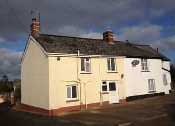 Thumbnail 2 bed terraced house to rent in Newton St. Petrock, Holsworthy