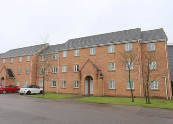 Thumbnail 2 bed flat for sale in South Terrace Court, Stoke