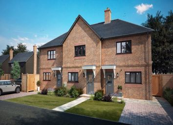 Thumbnail 3 bedroom terraced house for sale in Lime Kiln Lane, Holbury, Southampton
