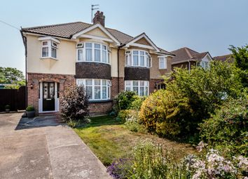 Thumbnail 3 bed semi-detached house for sale in Douglas Road, Clacton-On-Sea, Essex