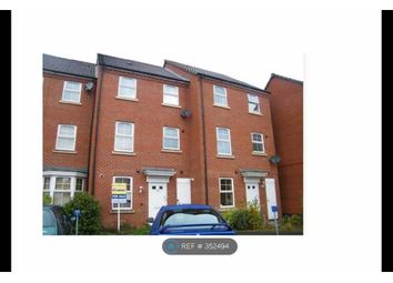 Thumbnail 5 bed terraced house to rent in Larchmont Road, Leicester
