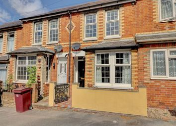 Thumbnail 3 bed terraced house for sale in Auckland Road, Earley, Reading