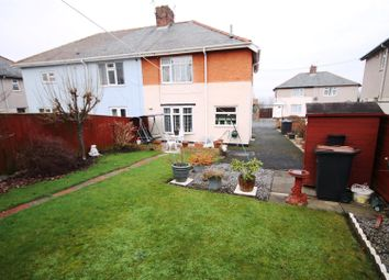 2 bed semi-detached house for sale in Local Avenue, Sherburn Hill, Durham DH6