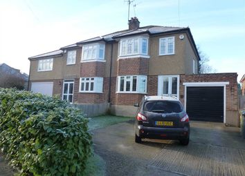 Thumbnail 3 bed property to rent in Garratts Road, Bushey