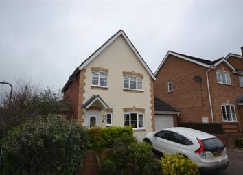 Thumbnail 3 bedroom detached house for sale in Heol Miaren, Barry