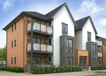 "Thumbnail 2 bed flat for sale in ""Foxton"" at Fen Street, Brooklands, Milton Keynes"
