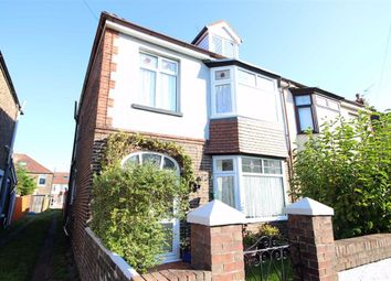 Thumbnail Semi-detached house for sale in Southwood Road, Hilsea, Portsmouth