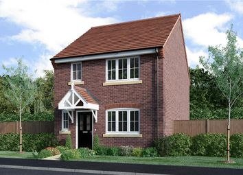 "Thumbnail 3 bedroom detached house for sale in ""Melbourne"" at Aldbury Close, Stafford"