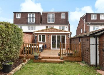 Thumbnail 4 bed semi-detached house for sale in Ray Lea Close, Maidenhead, Berkshire