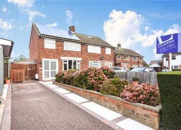 Thumbnail 3 bed semi-detached house for sale in Conway Close, Halstead, Essex
