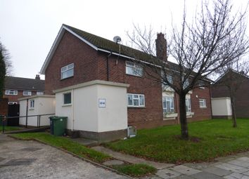 Thumbnail 2 bed flat for sale in Milverton Road, Llanrumney, Cardiff